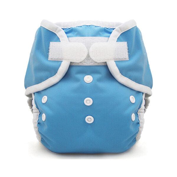 Duo Diaper Pocketwindel Klett Ocean Blue