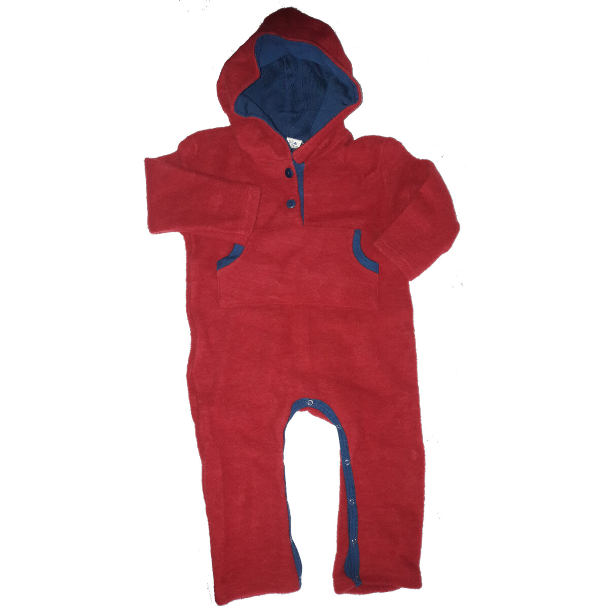 Joha Baby Overall auch Fr/ühchen 100/% Wolle Natur