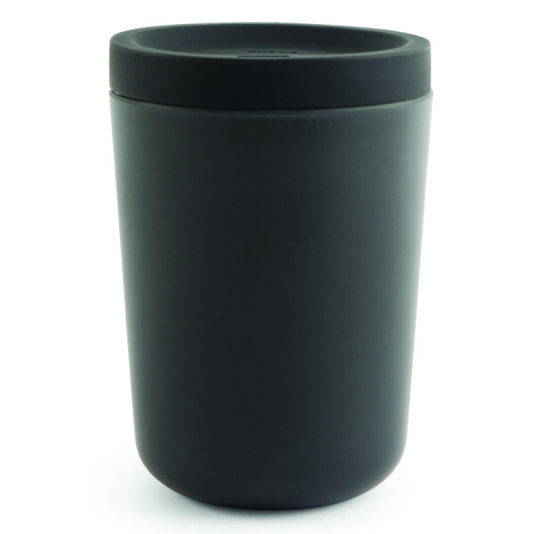 Ekobo Kaffeebecher Bambus Coffee-to-go Black